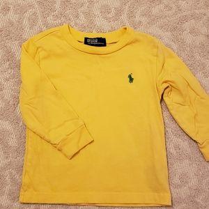 Polo, toddler shirt